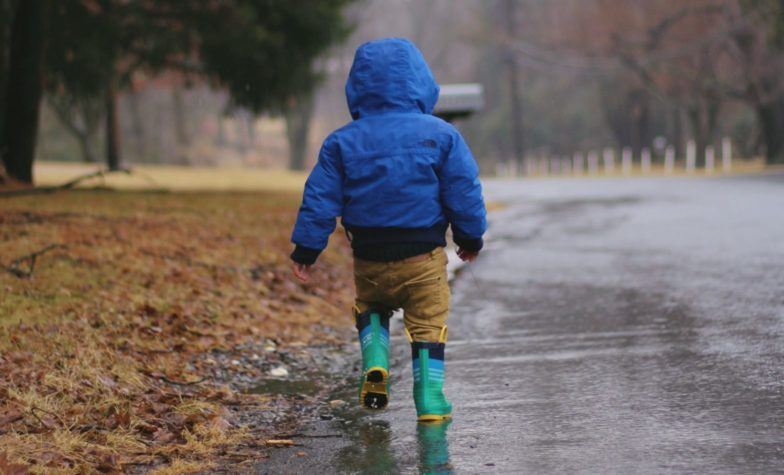 Enjoy the Benefits of Outdoor Play, Whatever the Weather